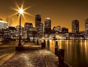 Tapet oraş în noapte - 285