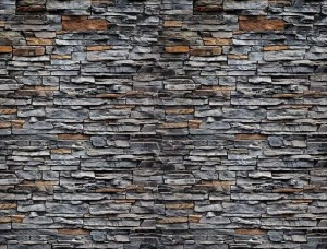 Decor perete, imitaţie textură perete din piatră - 2197
