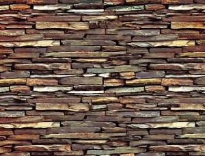 Tapet imitaţie gresie din piatră naturală - C0434